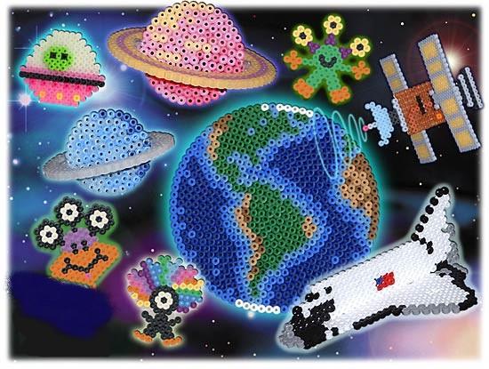Космические фантазии своими руками